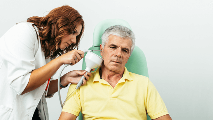 Kulak Kiri (Buşon) Tedavisi