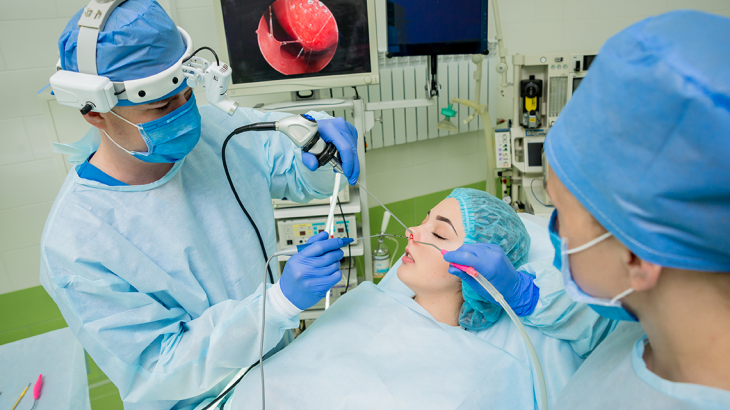 Sinüzit ve Sinüs Cerrahileri
