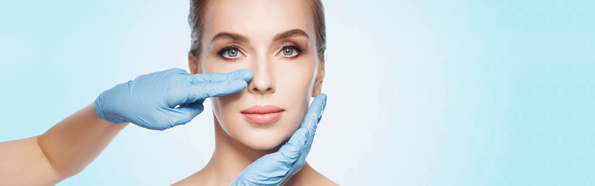 An aesthetic appearance and relaxed breath with Rhinoplasty