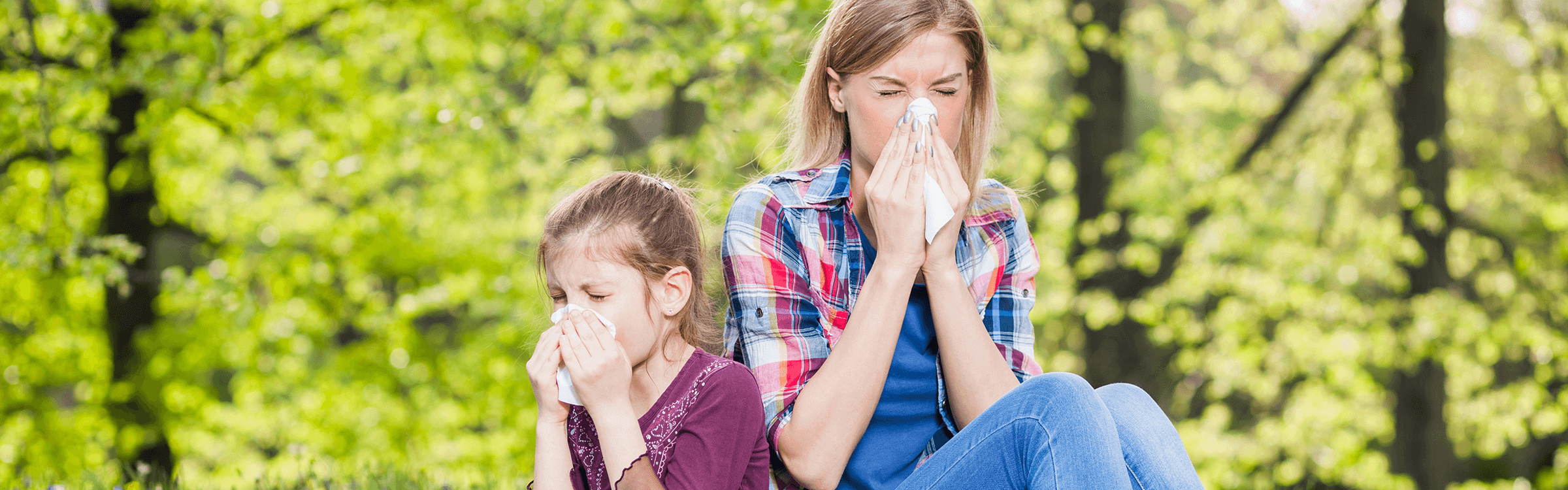 Attention! Time of Allergic Rhinitis: Feel good with Allergy therapy